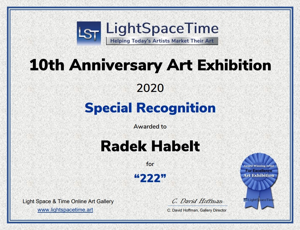 Light Space & Time Online - Special Recognition